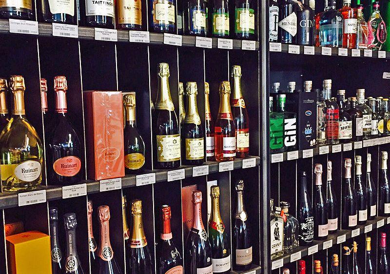 Champagner, Sekt und Co.
